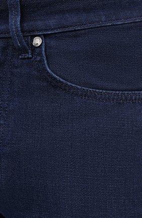 Мужские джинсы BOSS темно-синего цвета, арт. 50432462 | Фото 5
