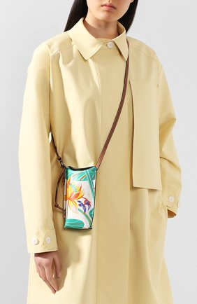 Женская сумка gate pocket loewe x paula's ibiza LOEWE белого цвета, арт. C650Z42X10   Фото 2
