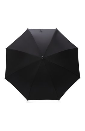 Мужской зонт-трость PASOTTI OMBRELLI черного цвета, арт. 478/RAS0 0XF0RD/18/W09 | Фото 1