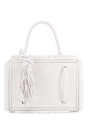 Женская сумка valentino garavani the rope VALENTINO белого цвета, арт. TW0B0G73/JMS | Фото 1