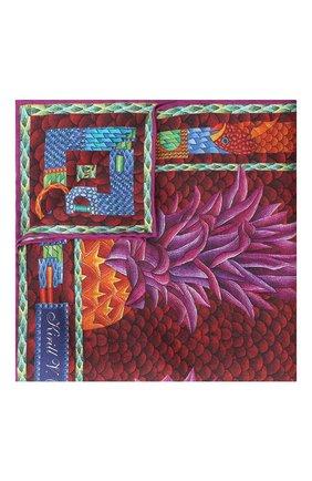 Женский платок  KIRILL OVCHINNIKOV разноцветного цвета, арт. 35\s | Фото 1
