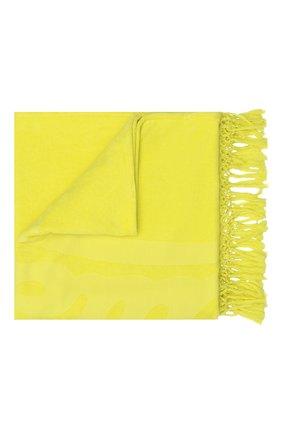 Женское полотенце loewe x paula's ibiza LOEWE желтого цвета, арт. K000914X05 | Фото 1