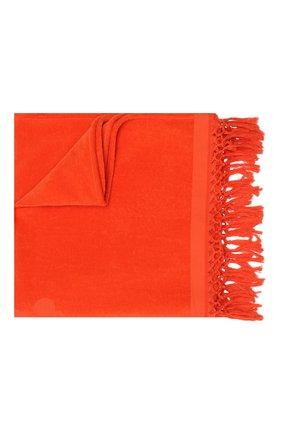 Женское полотенце loewe x paula's ibiza LOEWE оранжевого цвета, арт. K000914X05 | Фото 1