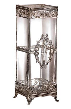 Мужского ваза FABERGE серебряного цвета, арт. 7403550PL | Фото 1