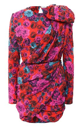 Женское мини-платье MAGDA BUTRYM красного цвета, арт. 2155206007 | Фото 1