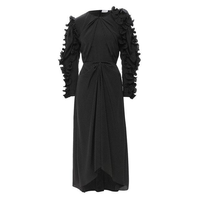 Шелковое платье Magda Butrym