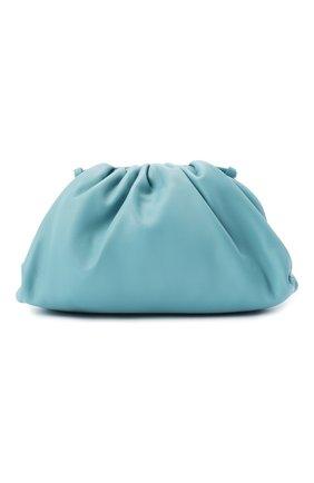 Женский клатч pouch 20 BOTTEGA VENETA голубого цвета, арт. 585852/VCP40 | Фото 1
