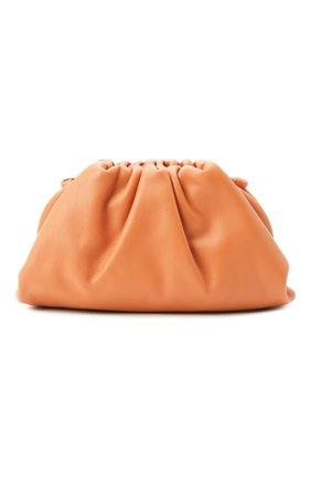 Женский клатч pouch 20 BOTTEGA VENETA бежевого цвета, арт. 585852/VCP40 | Фото 1