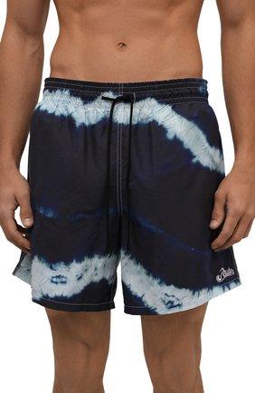 Детского плавки-шорты loewe x paula's ibiza LOEWE синего цвета, арт. H616486X34 | Фото 2