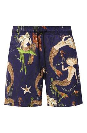 Детского плавки-шорты loewe x paula's ibiza LOEWE темно-синего цвета, арт. H616486X39 | Фото 1