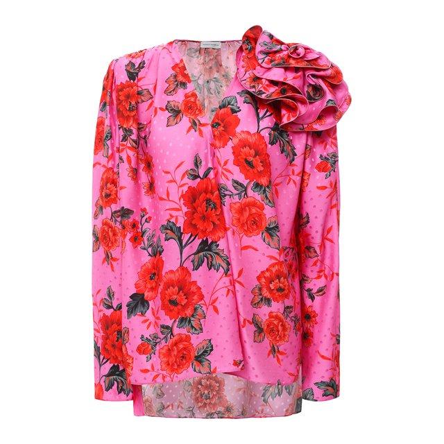 Шелковая блузка Magda Butrym