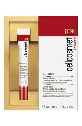 Женского клеточный бальзам-филлер для кожи лица и контура губ CELLCOSMET&CELLMEN бесцветного цвета, арт. 2113_1903 | Фото 2