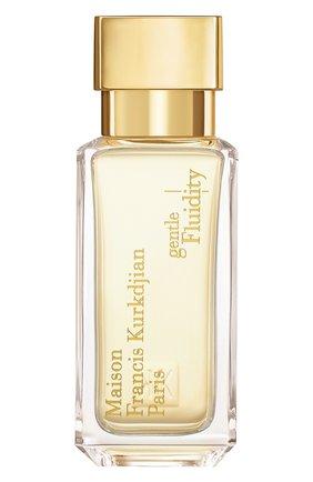Женский парфюмерная вода gentle fluidity gold MAISON FRANCIS KURKDJIAN бесцветного цвета, арт. 1022808 | Фото 1