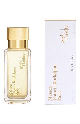 Женский парфюмерная вода gentle fluidity gold MAISON FRANCIS KURKDJIAN бесцветного цвета, арт. 1022808 | Фото 2