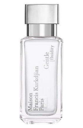 Женский парфюмерная вода gentle fluidity silver MAISON FRANCIS KURKDJIAN бесцветного цвета, арт. 1022908 | Фото 1