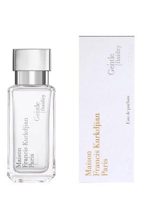Женский парфюмерная вода gentle fluidity silver MAISON FRANCIS KURKDJIAN бесцветного цвета, арт. 1022908 | Фото 2