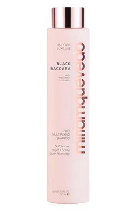 Шампунь для уплотнения и объема волос с экстрактом розы black baccara MIRIAMQUEVEDO бесцветного цвета, арт. 743 | Фото 1