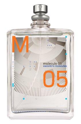 Женский туалетная вода molecule 05 ESCENTRICMOLECULES бесцветного цвета, арт. 5060103310609 | Фото 1