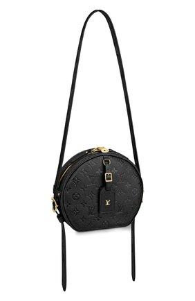 Женская сумка boite chapeau souple mm LOUIS VUITTON черного цвета, арт. M45167 | Фото 1