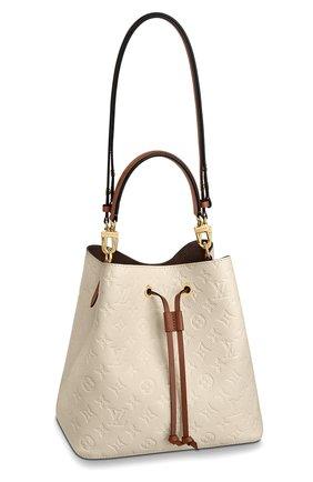 Женская сумка neonoe mm LOUIS VUITTON бежевого цвета, арт. M45307 | Фото 1