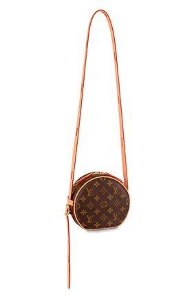 Женская сумка boite chapeau souple pm LOUIS VUITTON коричневого цвета, арт. M45149 | Фото 1