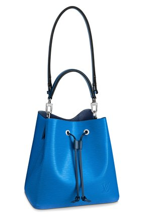 Женская сумка neonoe mm LOUIS VUITTON синего цвета, арт. M55935 | Фото 1