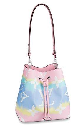 Женская сумка neonoe mm LOUIS VUITTON разноцветного цвета, арт. M45124 | Фото 1
