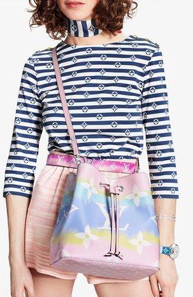 Женская сумка neonoe mm LOUIS VUITTON разноцветного цвета, арт. M45124 | Фото 2