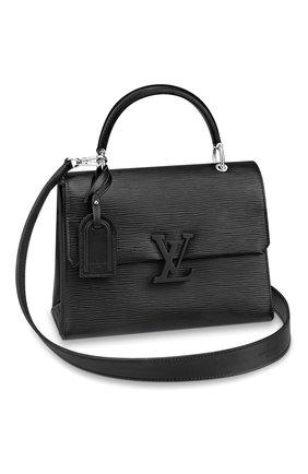 Женская сумка grenelle pm LOUIS VUITTON черного цвета, арт. M53695 | Фото 1
