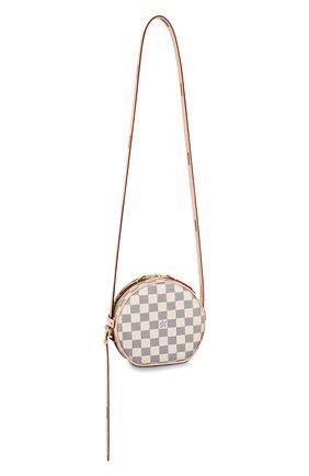 Женская сумка boite chapeau souple pm LOUIS VUITTON бежевого цвета, арт. N40333 | Фото 1