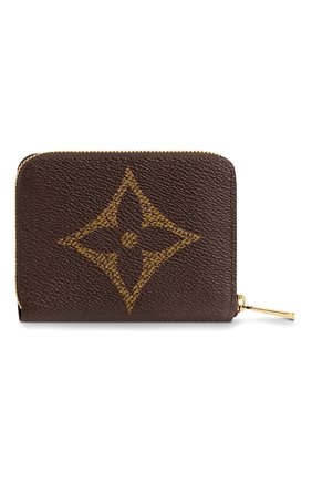Женские кошелек zippy LOUIS VUITTON коричневого цвета, арт. M69354 | Фото 1