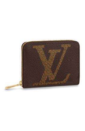 Женские кошелек zippy LOUIS VUITTON коричневого цвета, арт. M69354 | Фото 2