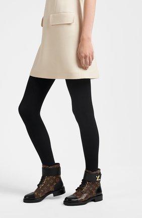 Женские ботинки wonderland LOUIS VUITTON коричневого цвета, арт. 1A2Q3Q | Фото 2