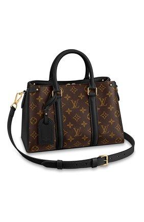 Женская сумка soufflot bb LOUIS VUITTON коричневого цвета, арт. M44898 | Фото 1