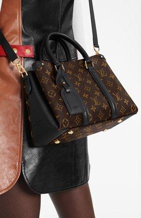 Женская сумка soufflot bb LOUIS VUITTON коричневого цвета, арт. M44898 | Фото 2