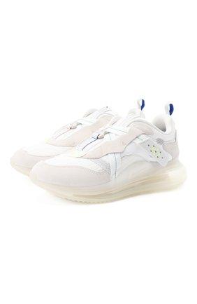 Мужские кроссовки nike air max 720 obj NIKELAB белого цвета, арт. DA4155-100 | Фото 1