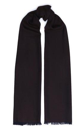 Мужской шерстяной шарф ETON коричневого цвета, арт. A000 28049 | Фото 1