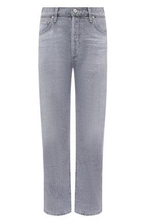 Женские джинсы CITIZENS OF HUMANITY серого цвета, арт. 1801-1193 | Фото 1