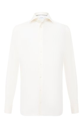 Мужская хлопковая сорочка ETON кремвого цвета, арт. 3441 79512 | Фото 1