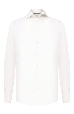 Мужская хлопковая сорочка ETON кремвого цвета, арт. 3000 79311 | Фото 1