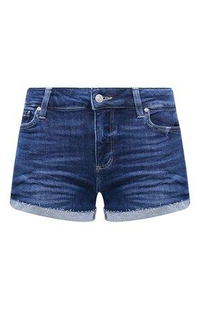 Женские джинсовые шорты PAIGE синего цвета, арт. 4281D84-7640 | Фото 1