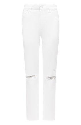 Женские джинсы PAIGE белого цвета, арт. 6051B58-8121 | Фото 1
