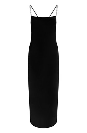 Женское платье из вискозы DOROTHEE SCHUMACHER черного цвета, арт. 848305/GLAM0R0US STATEME | Фото 1
