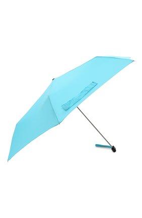 Женский складной зонт DOPPLER голубого цвета, арт. 7228632703 | Фото 2