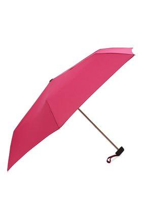 Женский складной зонт DOPPLER малинового цвета, арт. 7228632702 | Фото 2