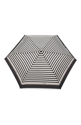 Женский складной зонт DOPPLER черно-белого цвета, арт. 722865D 02 | Фото 1