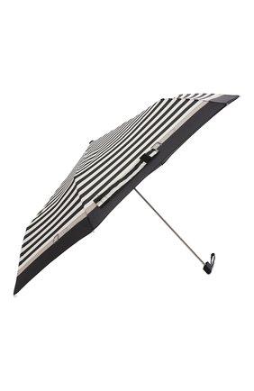 Женский складной зонт DOPPLER черно-белого цвета, арт. 722865D 02 | Фото 2
