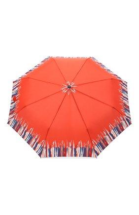 Женский складной зонт DOPPLER оранжевого цвета, арт. 744146529  03 | Фото 1