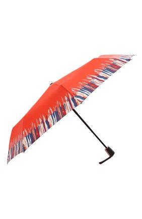 Женский складной зонт DOPPLER оранжевого цвета, арт. 744146529  03 | Фото 2