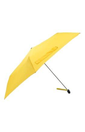 Женский складной зонт DOPPLER желтого цвета, арт. 7228632701 | Фото 2